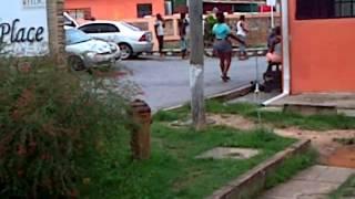 trinidad and tobago man an woman bacanal