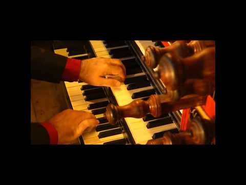Willem van Twillert plays Bach, Ich ruf zu dir,  [BWV 639] Garrels-organ, Purmerend