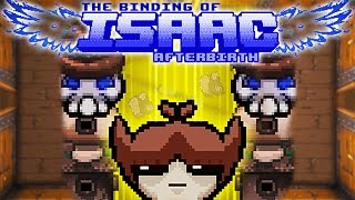 Трансмутатор - Новый персонаж // The Binding of Isaac: Afterbirth+