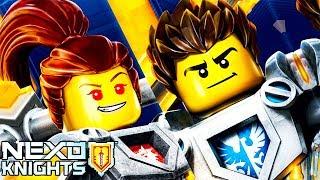 Лего Нексо Найтс Вирусы 5 сезон 1 серия / LEGO knights Nexo Viruses 5 season 1 episode