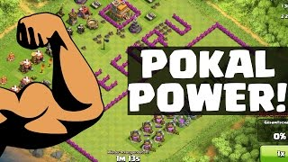 POKAL POWER! || CLASH OF CLANS || Let's Play Clash of Clans [Deutsch/German HD]