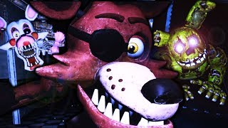 LET'S FINISH THE TRILOGY... || Five Nights at Freddy's VR: Help Wanted Part 9
