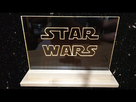 how to make an led sign