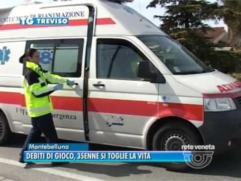 TG TREVISO (18/02/2017) - DEBITI DI GIOCO,...