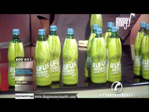 RUFUS HERBAL CURE FOR SICKLE CELL- MONEYMART TV