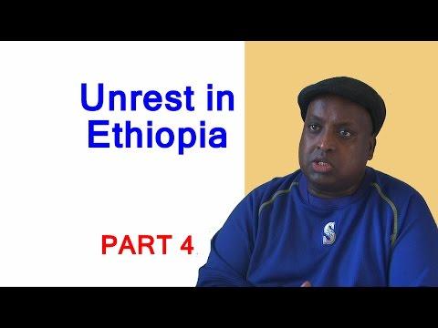 Unrest in Ethiopia - 2016