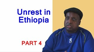 Unrest in Ethiopia - 2016