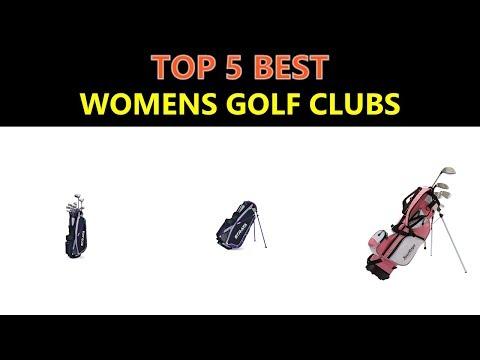Best Womens Golf Clubs 2020