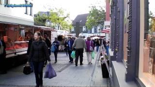 Herdecke an der Ruhr Do.Altstadt Markttag 20.10.2011 Full HD Video TVAlpino21NRW