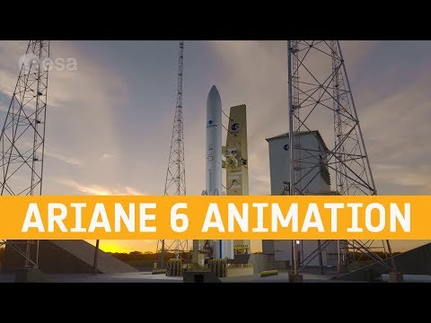 Ariane 6 at Europe's Spaceport