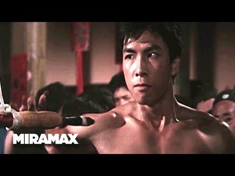 Drunken Tai Chi  'Tic Tac Toe' HD  Donnie Yen, CheungYan Yuen  1984