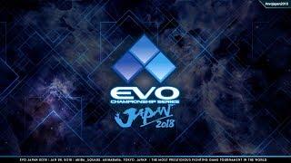 【2018年EVOJapan】Top8~決勝【スマブラWiiU】