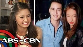 Kim reacts to rumors about sister, James Reid