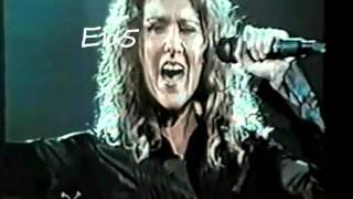 (HD) Celine Dion - Live Vocal Range -