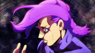 ジョジョの奇妙な冒険黄金の風 38話 最終回 特殊OP かっこいい!!