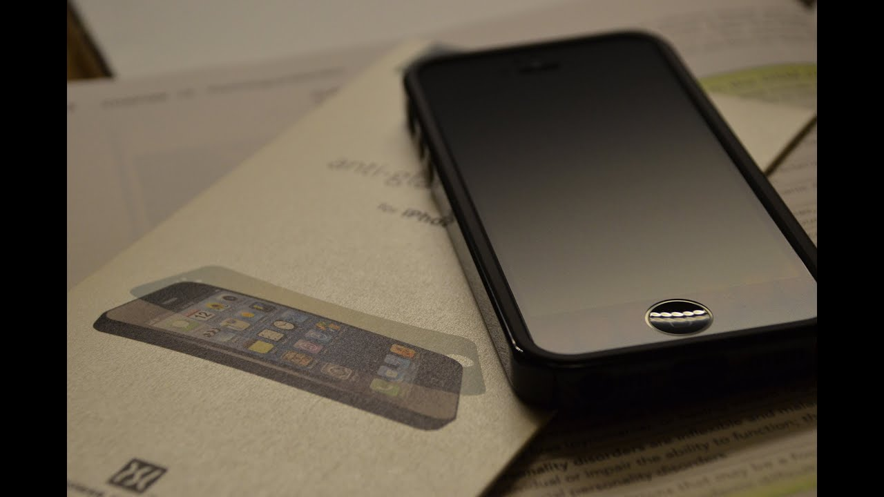 Belkin Iphone Glass Screen Protector Review R