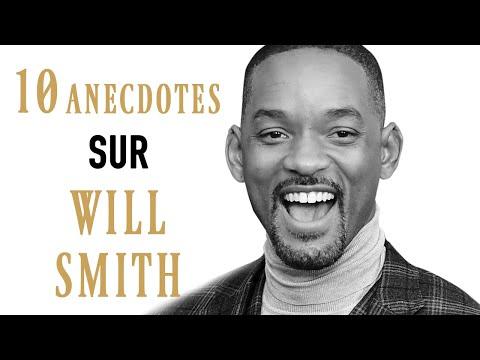 10 ANECDOTES SUR... WILL SMITH