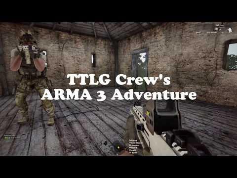 The Fighting TTLGers present: Arma 3 (a TTLG Coop Saturdays