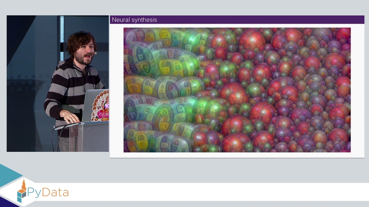 Image from Keynote: The Neural Aesthetic - Gene Kogan