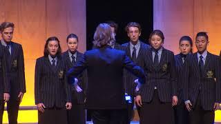 The Big Sing 2017 Session 05 Takapuna Grammar School Chorale - Earth Song, Frank Ticheli (TT)