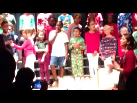 Edgewood Academy Christmas Pageant 2017