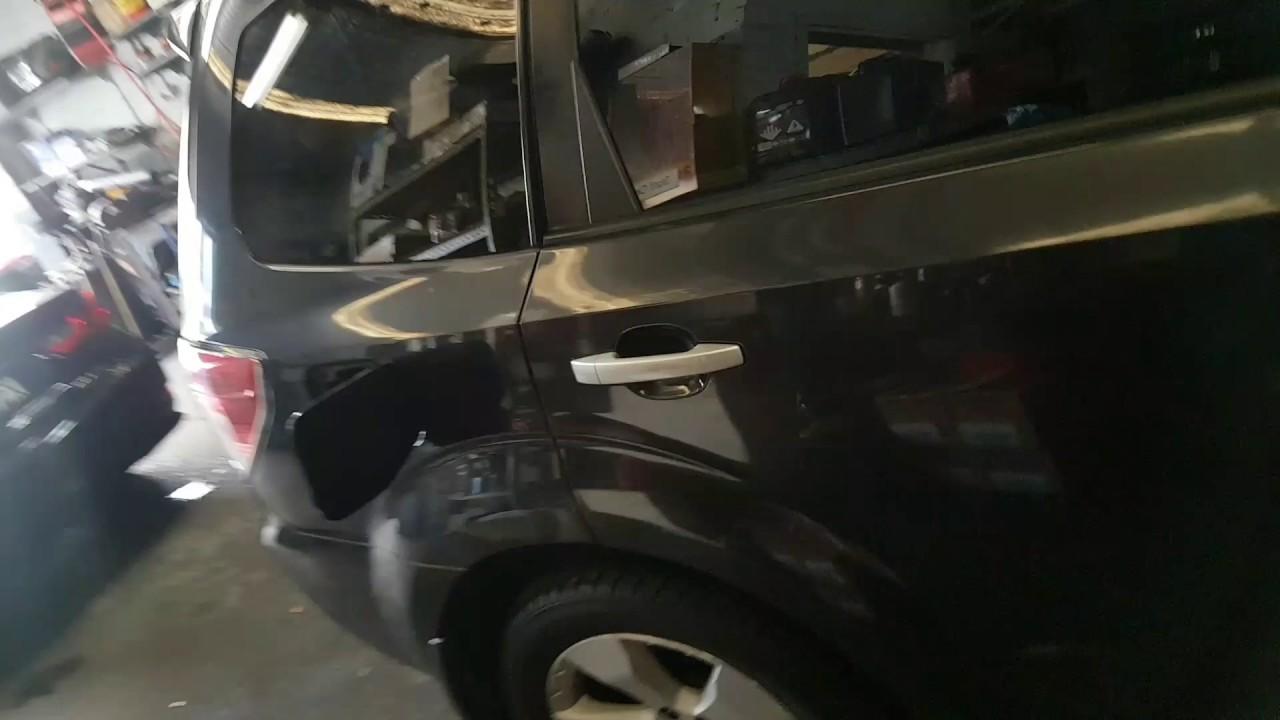 Subaru Fuel Cap Fix Forestor Turbo Strap Broken Xt Filter Location