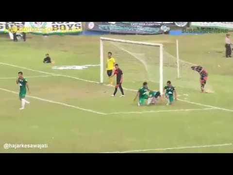 """Awaydays Mojokerto """"Highlights Gool Kapten Elang Jawa Busari"""""""