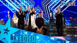 "Dani Martínez ""ficha"" a esta BAILAORA que enamora a todos   Inéditos   Got Talent España 2021"