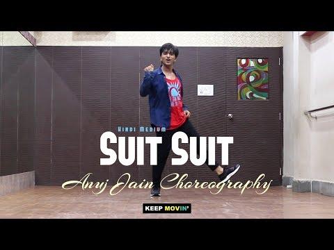 Suit Suit (Hindi Medium) feat. Junior Michael Jackson - Pranay | Anuj Jain Choreography