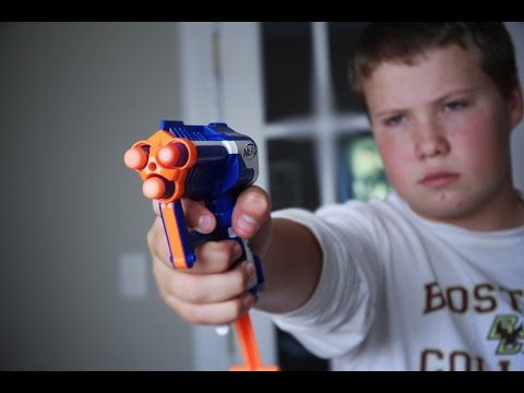 Thumbnail: Nerf War: Expectations Vs. Reality