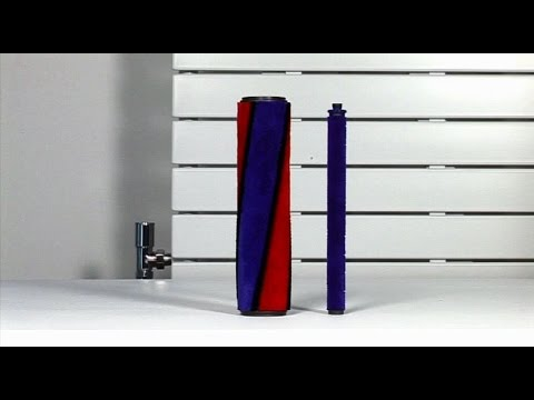 Dyson V6 Fluffy, DC74 Fluffy and V6 Absolute - Washing the brush bars (Official Dyson video)
