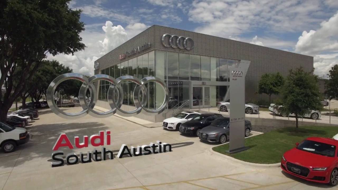 Audi South Austin TV Commercial YouTube - Audi south austin