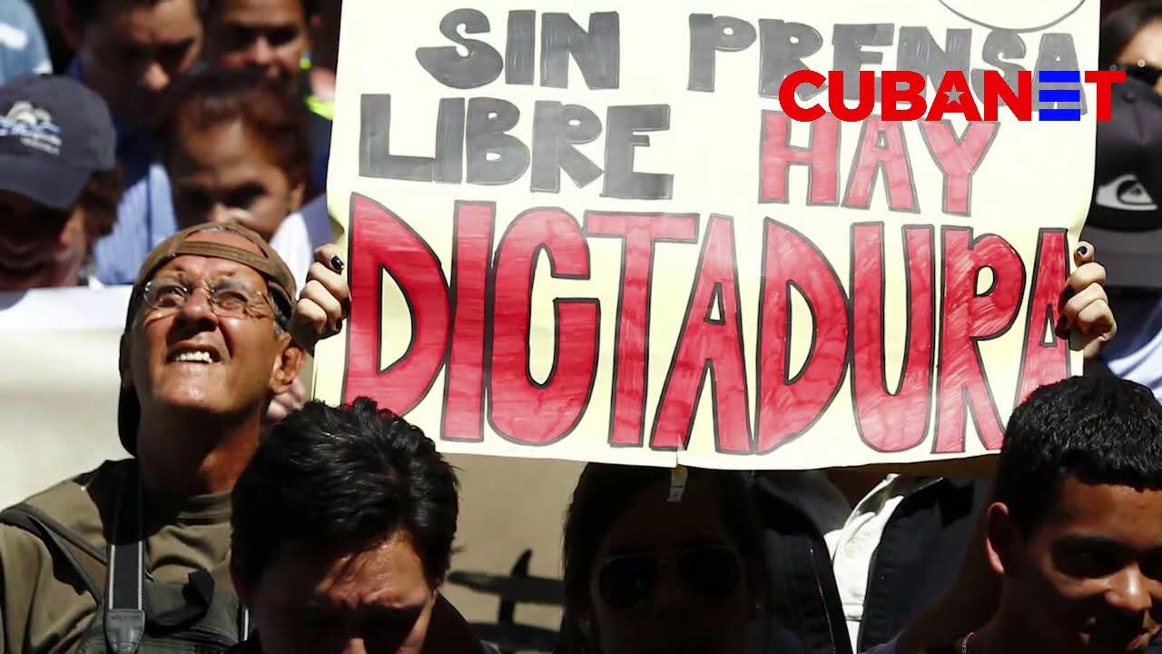 """Carlos Correa: """"La libertad de expresión es un crimen en Venezuela"""""""