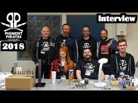 Wer sind die Pigment Pirates Hamburg - Interview und Impressionen vom Team Chefoberboss