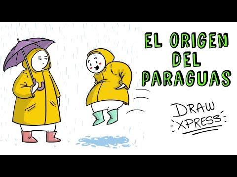 EL ORIGEN DEL PARAGUAS   Draw My Life