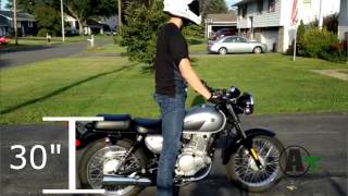Tall motorcycle riders- MOTOVLOG 005
