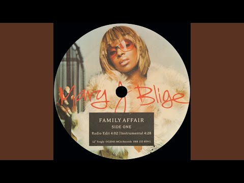 Family Affair (Radio Edit)