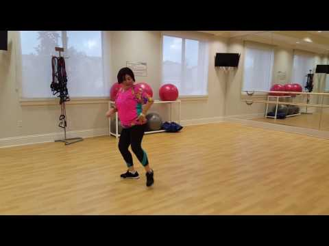 "Zumba Gold ""Another day of Sun"""