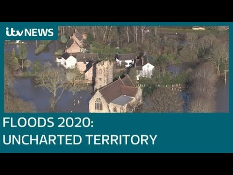 UK floods 2020:
