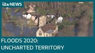 UK floods 2020: Uncharted territory | ITV News