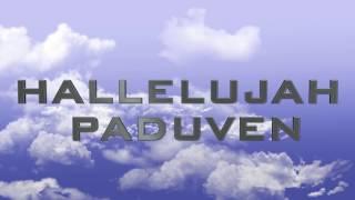 Hallelujah Paduven   Jdn The Band   Lyrical Video Hd