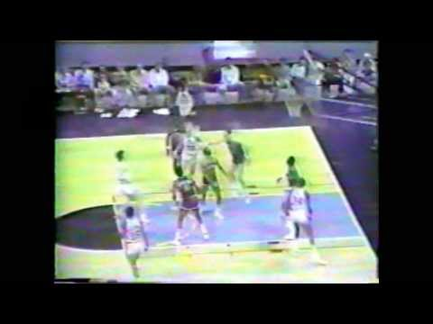 Pete Maravich (68 points) vs Knicks, 1976-77, highlights