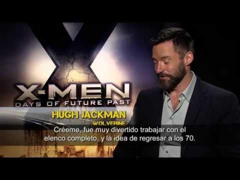Entrevista Hugh Jackman - X-Men Días del Futuro Pasado