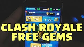 Clash Royale Hack - Unlimited Gems Hack |  How To Get Free Gems