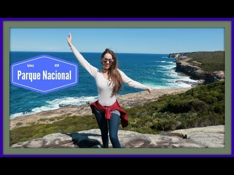 VLOG 15 - Royal National Park - Vamos a un lugar ESPECTACULA