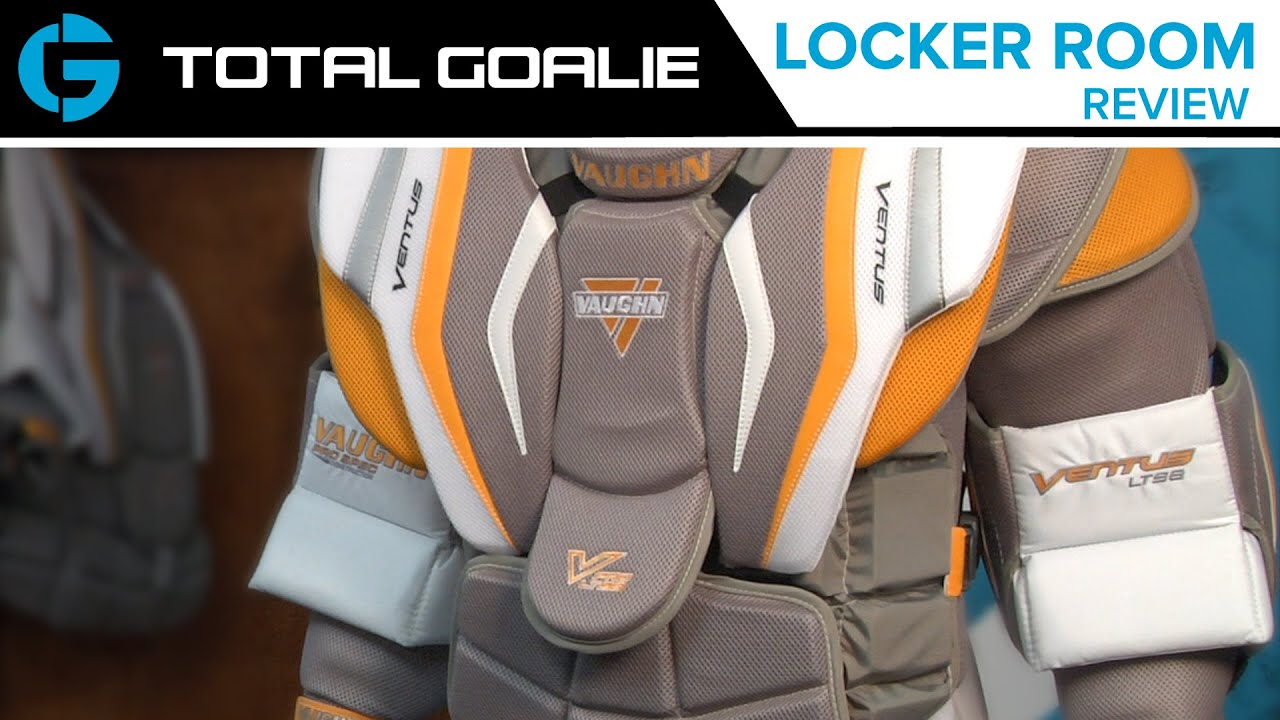 Vaughn Ventus LT98 Chest and Arm Pads // Locker Room Review