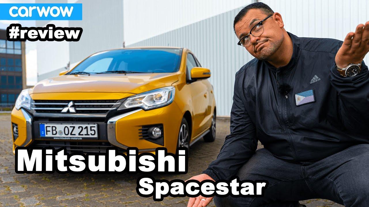 Mitsubishi Spacestar (2021) - Mehr Auto brauchst Du doch gar nicht!?  Test / Meinung / Urteil
