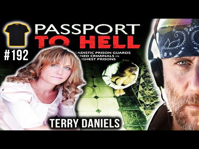 Banged Up Abroad   Terry Daniels   Surviving Spain's Toughest Jail   True Crime Podcast