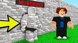 Murder Mystery 2 But I Disguise Myself to WIN