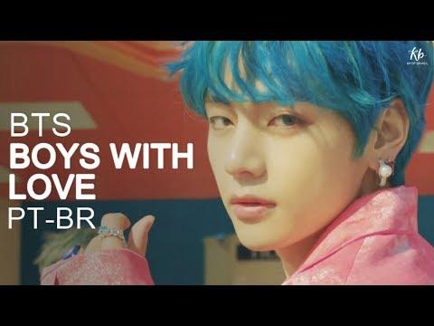BTS - Boy With Luv feat Halsey Legendado  Tradução PT-BR  KPOP BRASIL